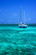 Get Away Photos - Ambergris Caye by John Greim