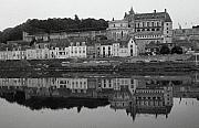 France Photo Originals - Amboise Reflections by Terence Davis
