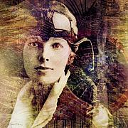 Amelia Print by Barbara Berney