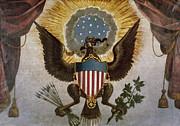 America - Great Seal Print by Granger