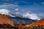 Colorado Landscape Posters - America The Beautiful Poster by Tim Reaves