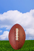 Sport Equipment Prints - American football  Print by Richard Thomas