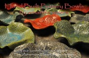 Whimsical Ceramics Originals - American Heart Association Bowls by Amanda  Sanford