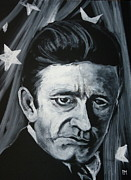 Cash Paintings - American Icon by Pete Maier