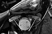 V Twin Prints - American power Print by David Lee Thompson