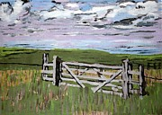 Sheri Parris - Americana No.12  Gate...