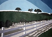 Sheri Parris - Americana No.13  Fence...