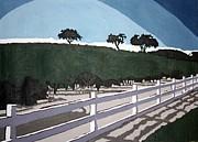 Sheri Parris - Americana No.13  Fence...
