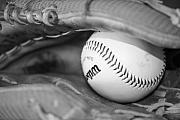 Baseball Photo Prints - Americas Greatest Game Print by Christopher Larimore