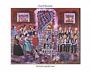 Carol Shumas - Amish heard the music
