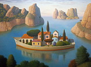 Evgeni Gordiets - Amoung Islands