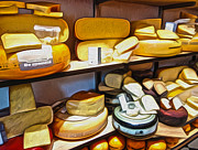 Gregory Dyer - Amsterdam Cheese Shop