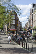 Kasia Dixon - Amsterdam City Streets