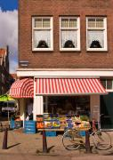 Fruit Store Photos - Amsterdam by Louise Heusinkveld