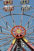 Amusements Photos - Amusement 21 by Joyce StJames
