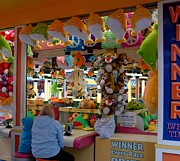 Amusements Photos - Amusement 23 by Joyce StJames