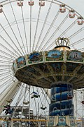 Amusements Photos - Amusement 24 by Joyce StJames
