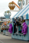 Amusements Photos - Amusement 25 by Joyce StJames