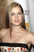 Beverly Hilton Hotel Posters - Amy Adams At Arrivals For 12th Annual Poster by Everett