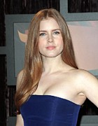 Center Part Prints - Amy Adams At Arrivals For 14th Annual Print by Everett