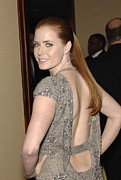Milo Framed Prints - Amy Adams Wearing A Jasmine Di Milo Framed Print by Everett