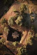 Religious Art Photos - An aerial view of Beta by James P. Blair