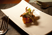 Sete Photos - An Appetizer Of Anchovies And Gnocchi by Taylor S. Kennedy