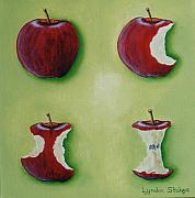 Lyndon Stokes - An apple a day - one