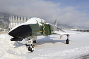Static Prints - An F-4d Phantom Ii Aircraft Static Print by Stocktrek Images
