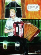 Bono Art - An Irish Tradition by Liam O Conaire