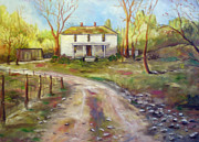Carole Powell - An Old Homestead