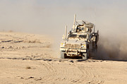 Mrap Photos - An Oshkosh M-atv Mine Resistant Ambush by Stocktrek Images