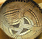 Anasazi Prints - Anasazi pot Print by David Lee Thompson