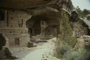 Mesa Verde Photos - Anasazi ruins at Mesa by Stacy Gold
