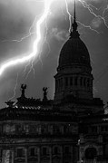 Argentina Photos - Anatomy of a storm by Balanced Art