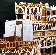 Adel Jarbou - Ancient arabic city 2