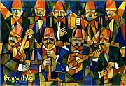 Adel Jarbou Art - Ancient Arabic Music Band by Adel Jarbou