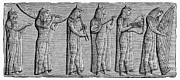 Lutenist Prints - Ancient Egypt: Musicians Print by Granger