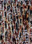 Ancient Etch Print by TB Schenck
