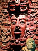 Olden Mexico - Ancient Faces