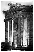 Ancient Greek Ruins Posters - Ancient Greece Poster by John Rizzuto
