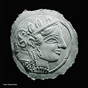 Ancient Greek Art Print by Suhas Tavkar