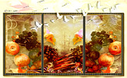 Ym_art Prints - And The Birds Are Leaving  Print by Yvon -aka- Yanieck  Mariani
