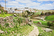 Ronda Prints - Andalusia Countryside in Spain Print by Artur Bogacki