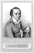 1794 Photos - ANDRÉ MARIE de CHÉNIER by Granger