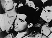Civil Rights Movement Prints - Andrew Goodman, 1943-1964, Volunteered Print by Everett