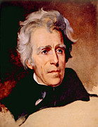 Jt History Photos - Andrew Jackson 1767-1845, U.s by Everett