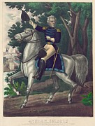 Ajgroup Prints - Andrew Jackson With The Tennessee Print by Everett