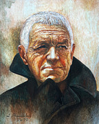Old Age Painting Originals - Andrew Newell Wyeth by Chonkhet Phanwichien