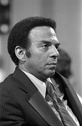 Carter Art - Andrew Young The First African American by Everett